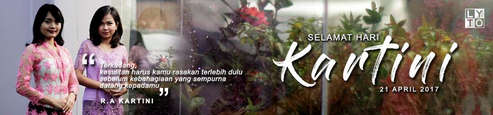 [LYTO] Selamat Hari Kartini 21 April 2017