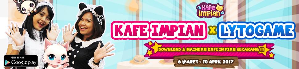 [Kafe Impian] GRATIS Item Dari Game Lyto Favoritmu !