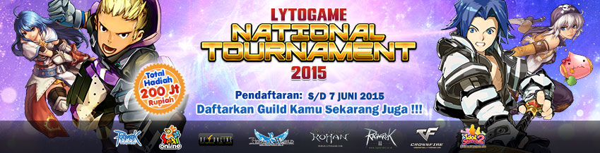 [LYTO] National Tournament 2015