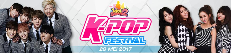 [IdolStreet 2] K-Pop festival 2017