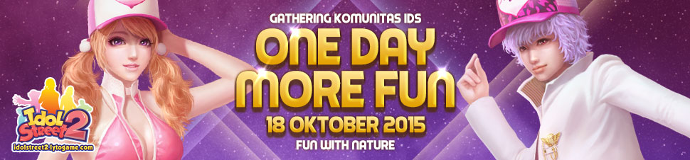 [IDS2] Gathering Komunitas - Fun With Nature