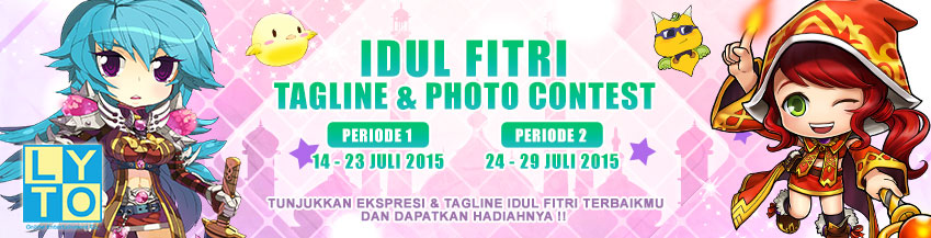 [LYTO] Idul Fitri Tagline & Photo Contest