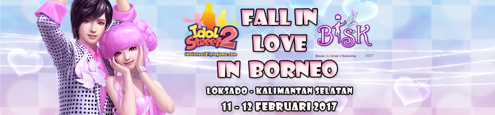 [IDOL] Gathering Fall in Love in Borneo