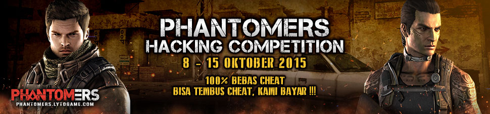 [Phantomers]Periode Hacking Competition