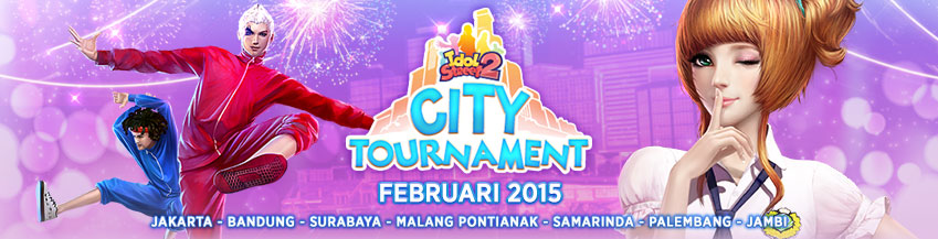 [IDS2] City Tournament
