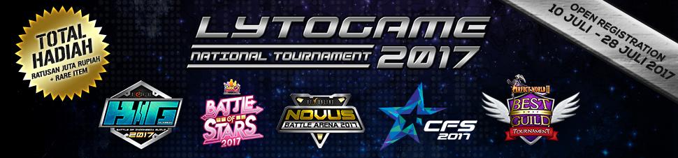 [LYTO] National Tournament 2017