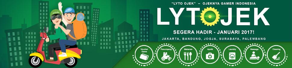LYTOJEK Ojeknya Gamer Indonesia