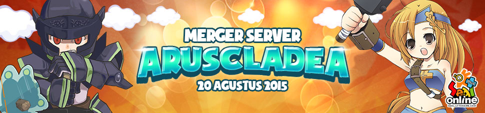[Seal] Merger Server ArusCladea