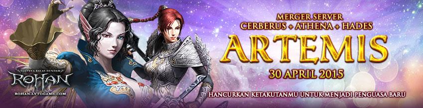 [RH] Merger Server : Artemis