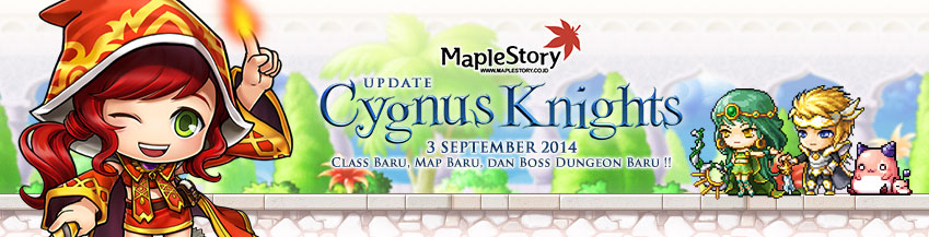 [MS] Update : Cygnus Knights