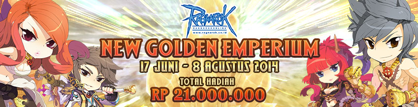 [RO] New Golden Emperium