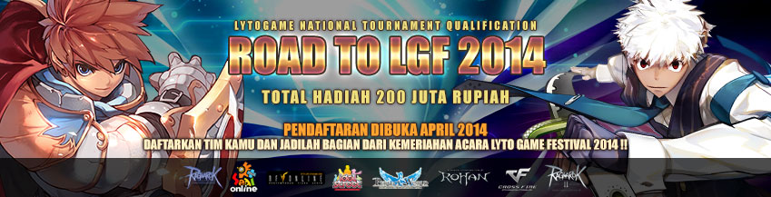 [LYTO] Road To LGF 2014