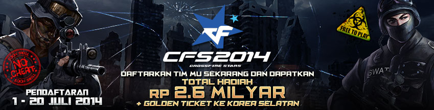CrossFire Stars World Tournament 2014
