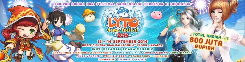 Lytogame Festival 2014