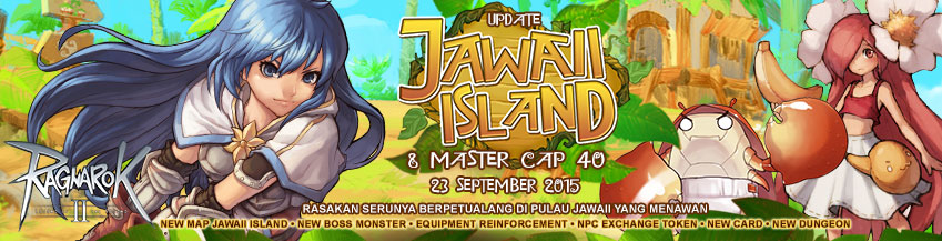 [RO2] Update Jawaii Wonderland