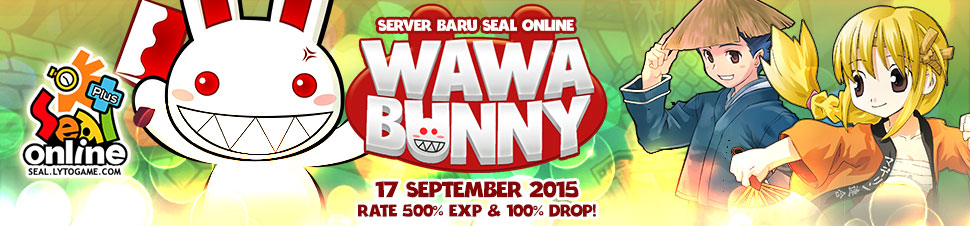 [SEAL] New Server : WawaBunny