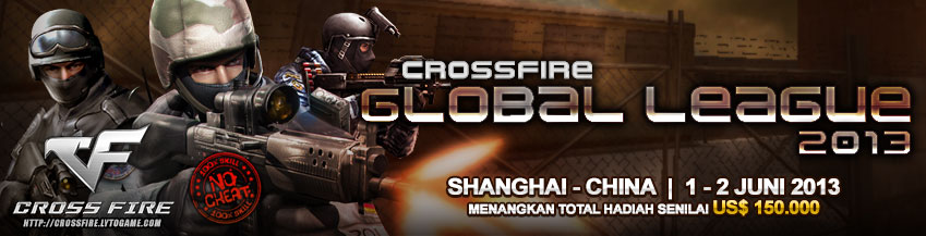 [CF] Crossfire Global League 2013