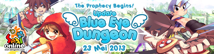 [Seal] Update Blue Eye Dungeon