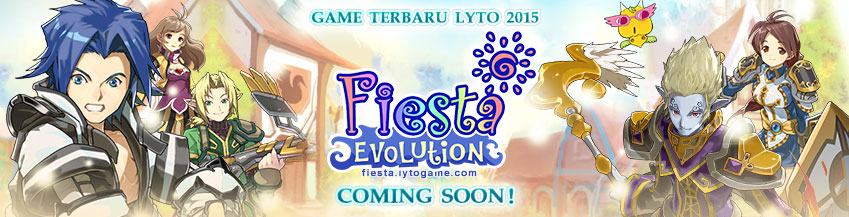 Fiesta Evolution Online Indonesia Teaser