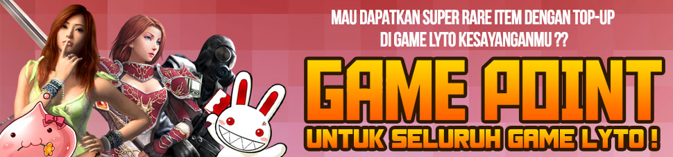 [Game-On - LYTO] Game Point (GP) Lytogame