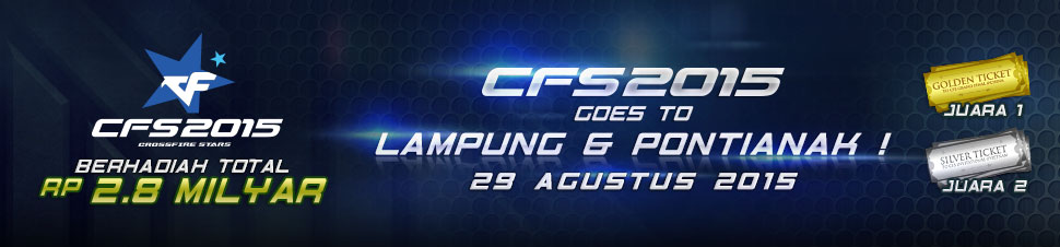 [LYTO] CFS 2015 : Goes to Lampung & Pontianak