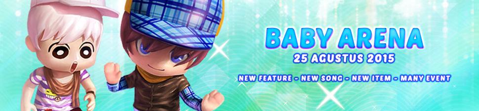 [IDS2] Update : Baby Arena