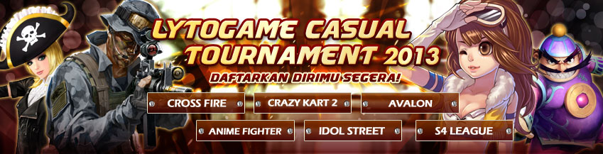 Lytogame Casual Tournament 2012