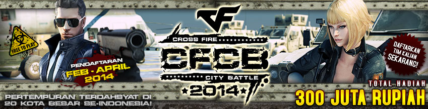 Crossfire City Battle 2014