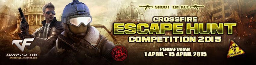 [CF] Escape Hunt Competition 2015
