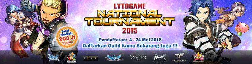 [LYTO] National Tournament 2015