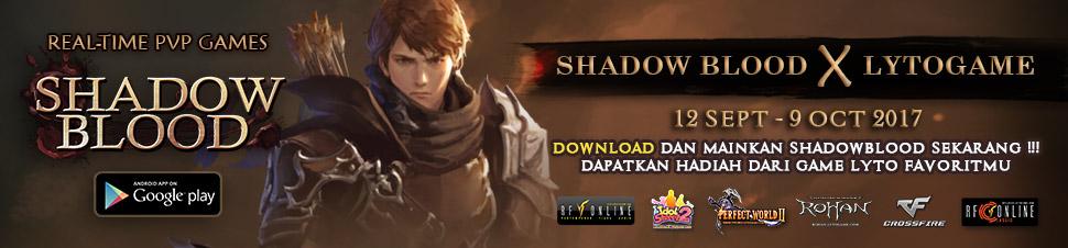 [Shadowblood] Mau Item Special dari game LYTO Favo