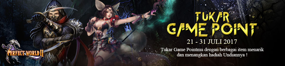 [PW] Tukar Game Point