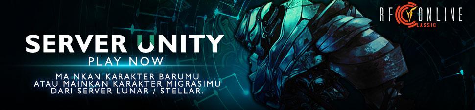 [RF Classic] Konfirmasi Server Unity