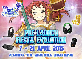 [LYTO] Fiesta Evolution Pre-Launch Event