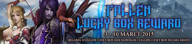 fallen lucky box reward