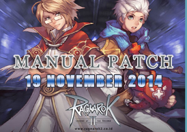 New Manual Patch RO2