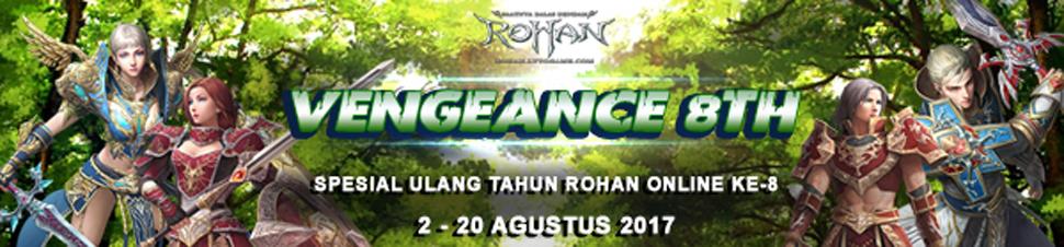 [Rohan] Vengeance 8th Anniversary
