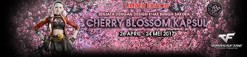 CrossFire Cherry Blossom