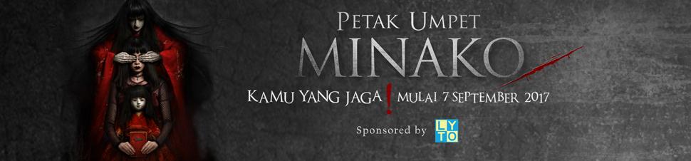 [LYTO] Tiket Gratis Nonton Bareng Petak Umpet Mina