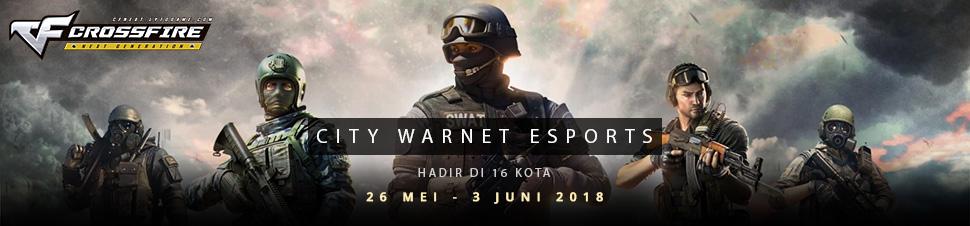 [CFNEXT] Pendaftaran City Warnet Esports
