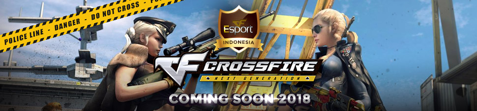 [CFNG] CrossFire Next Gen - Coming Soon 2018