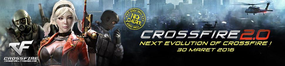 [CF2] CrossFire 2.0 Grand Launching !!