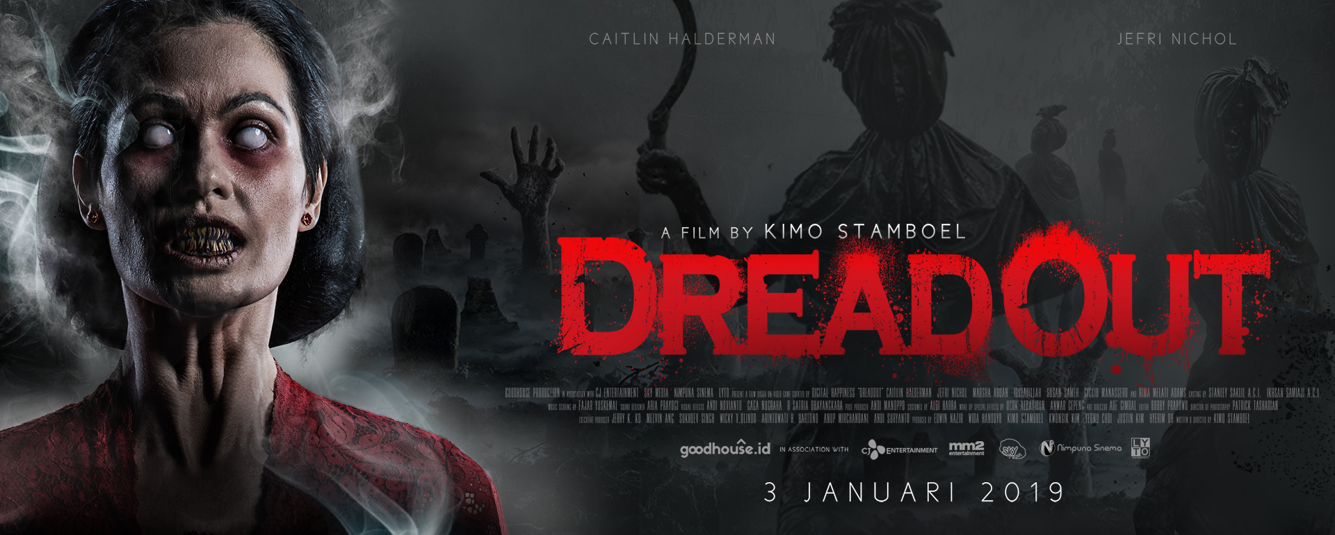 [LYTO] DreadOut Movie Tayang 3 Januari 2019