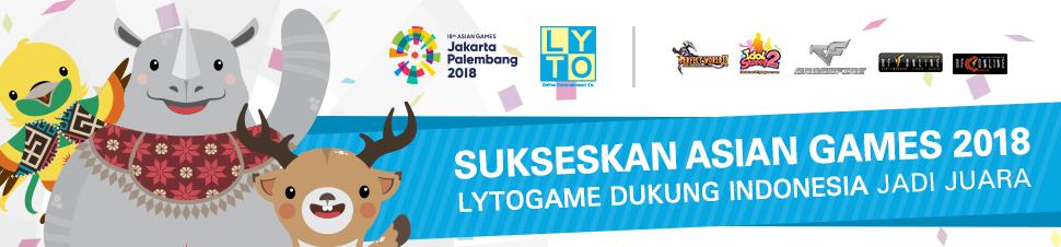 [LYTO] Dukung Indonesia jadi juara di Asian Games