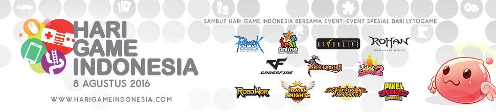 Hari Game Indonesia bersama LYTOGAME