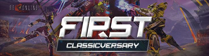 [RF Classic] 1st Classicversary