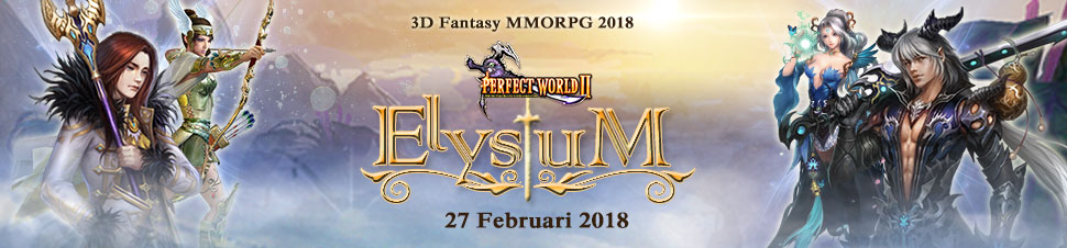 [PerfectWorld II] Elysium
