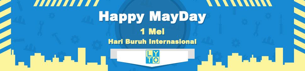 [LYTO] Peringatan Hari Buruh Sedunia