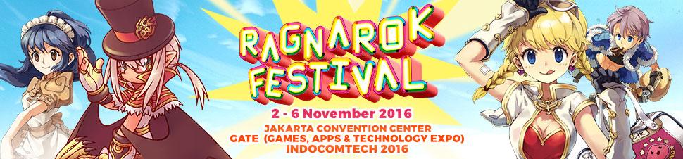 Ragnarok Festival 2016 !