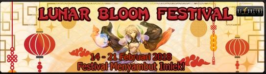 [EVENT] Lunar Bloom Festival (14 - 21 Feb 2018)